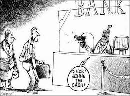 Quand c'est le banquier qui vous vole