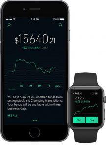 Vosu achèteriez des acions avec votre montre?