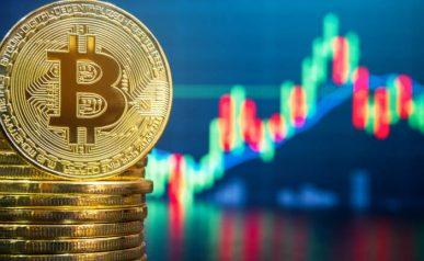 Bitcoi crash and push